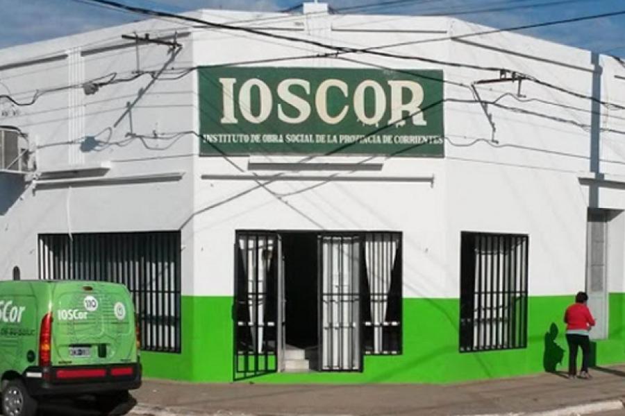 Goya se suma a las movilizaciones por la normalización del IOSCOR