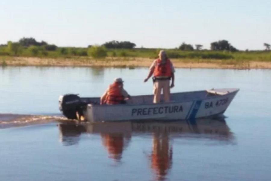 Hallaron cadáver del joven ahogado en el río Corriente