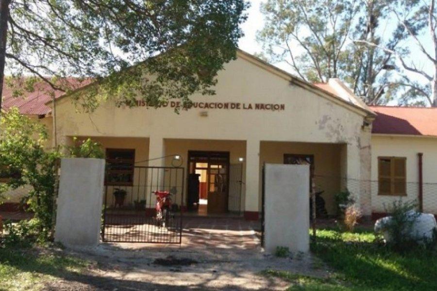Mercedes: Robaron y provocaron daños a la Escuela Yapeyú