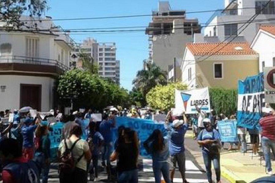 Organizaciones sociales incrementan sus marchas