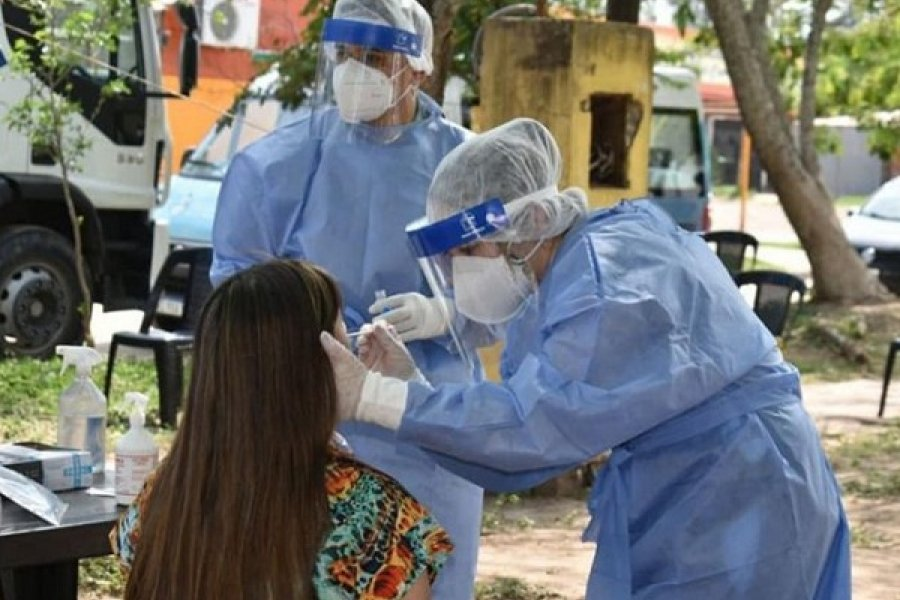 Coronavirus: Chaco superó los 21 mil casos