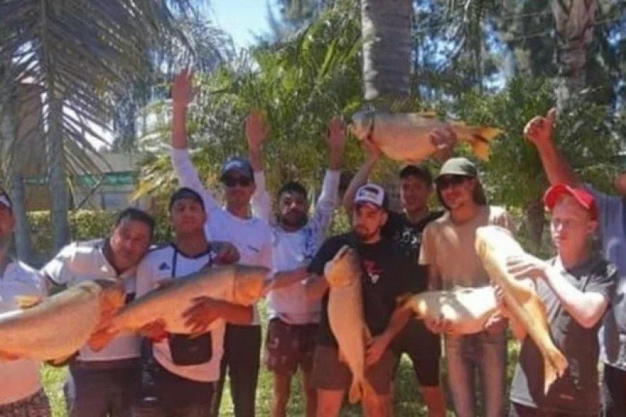 Denuncias penales a cabañas y guías de pesca por depredación en Corrientes