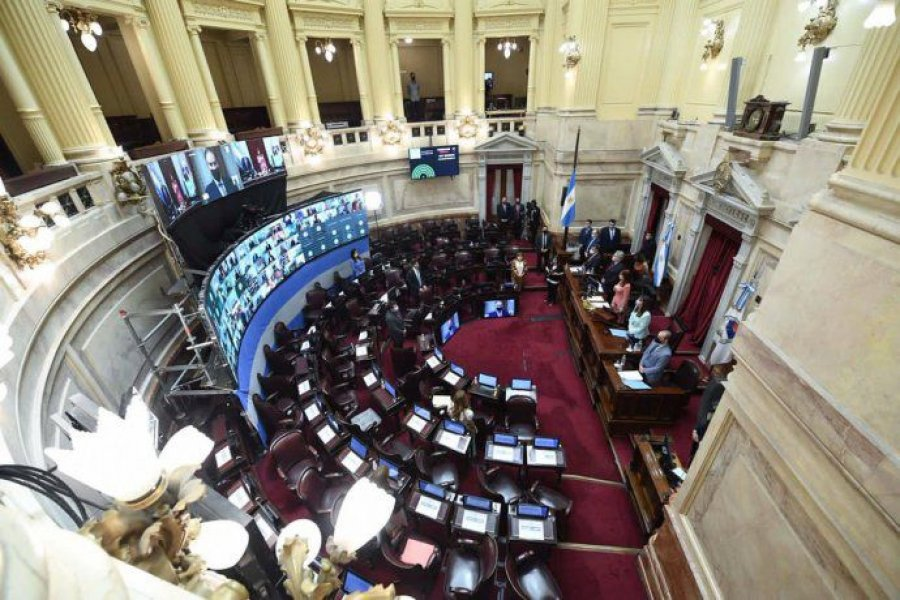 El Senado aprobó la nueva fórmula jubilatoria