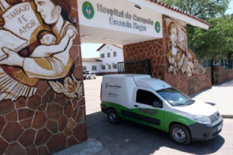 Corrientes: Nació el 17° bebé en el Hospital de Campaña