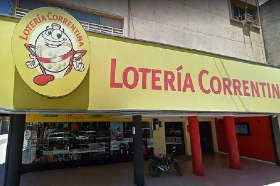Justicia Federal allana oficinas de Lotería Correntina