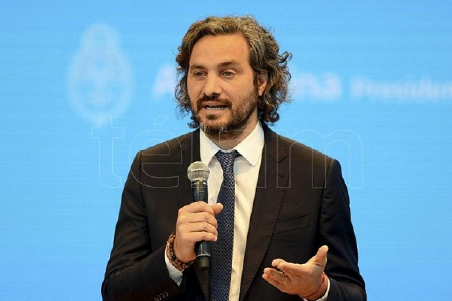 Cafiero celebró la media sanción: Avanza en la ampliación de derechos