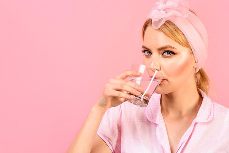 Beauty drinks: la nueva tendencia para cuidar la piel