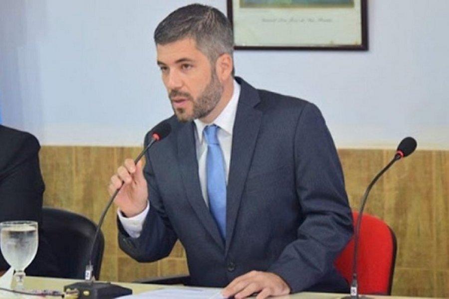 Emiliano Fernández: Los incendios se reducirán el día que alguien vaya preso o sufra una multa