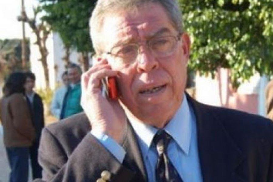 Falleció el senador provincial Daniel Alterats