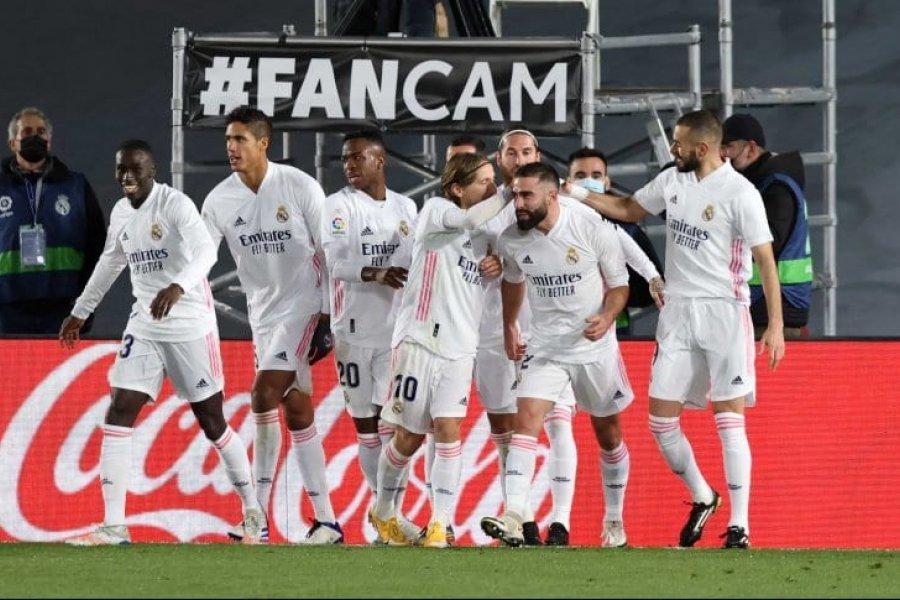 Real Madrid amargó al Atlético y se quedó con el Clásico
