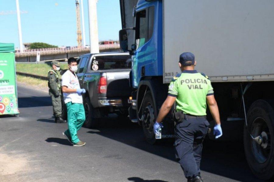 Otorgaron más de 600 permisos a estudiantes para ingresar a Corrientes