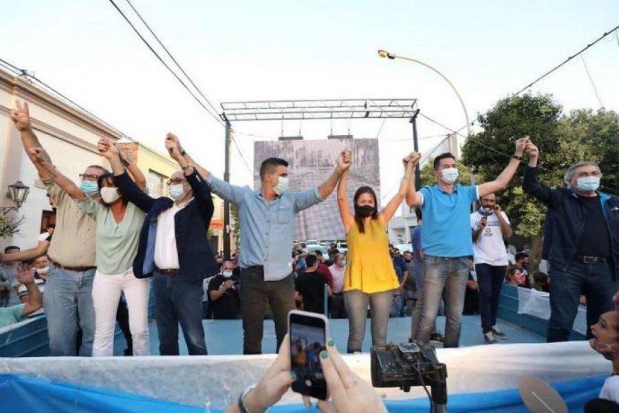 Hacemos por Córdoba triunfó en Despeñaderos y Basualdo será la nueva intendenta