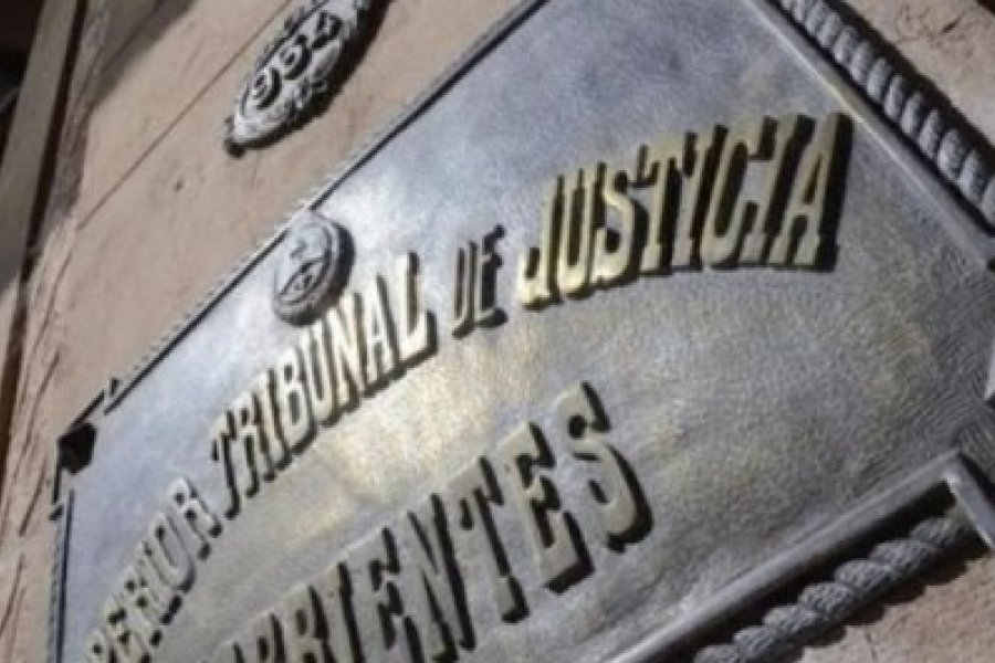 Judiciales vuelven a protestar frente al STJ por salarios 2021