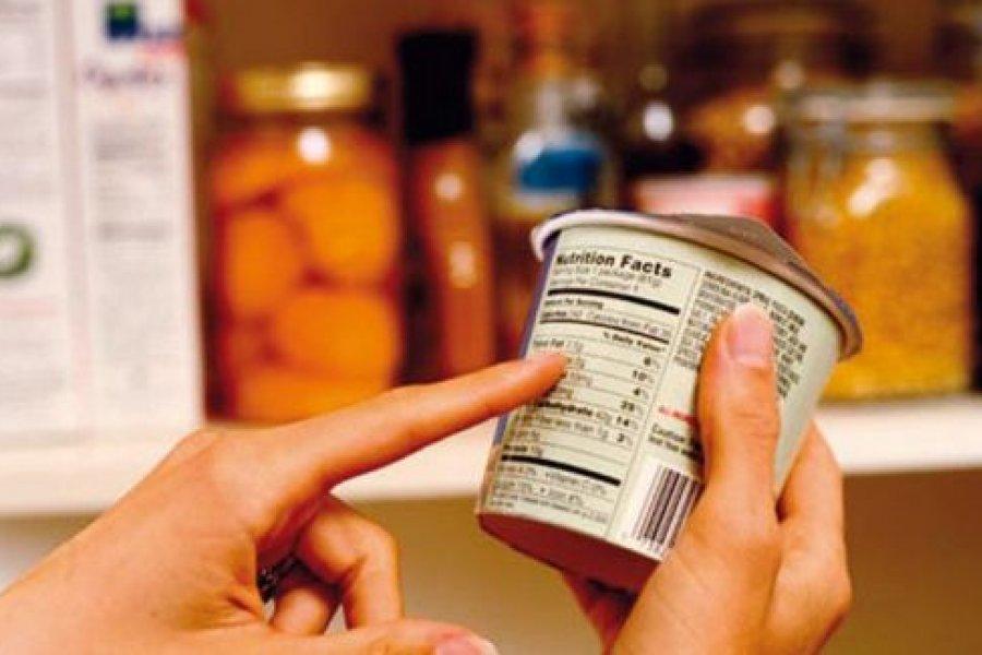 Cómo entender las etiquetas de los alimentos