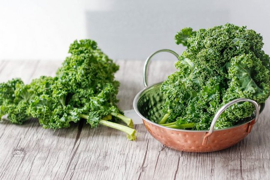 3 recetas perfectas para preparar kale