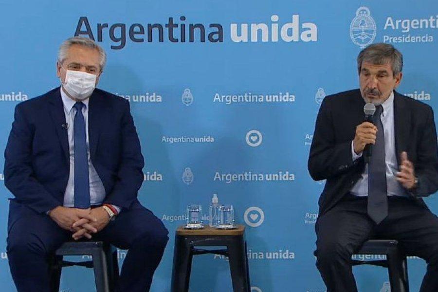 Alberto Fernández entregó los premios Houssay y Sábato a científicos argentinos