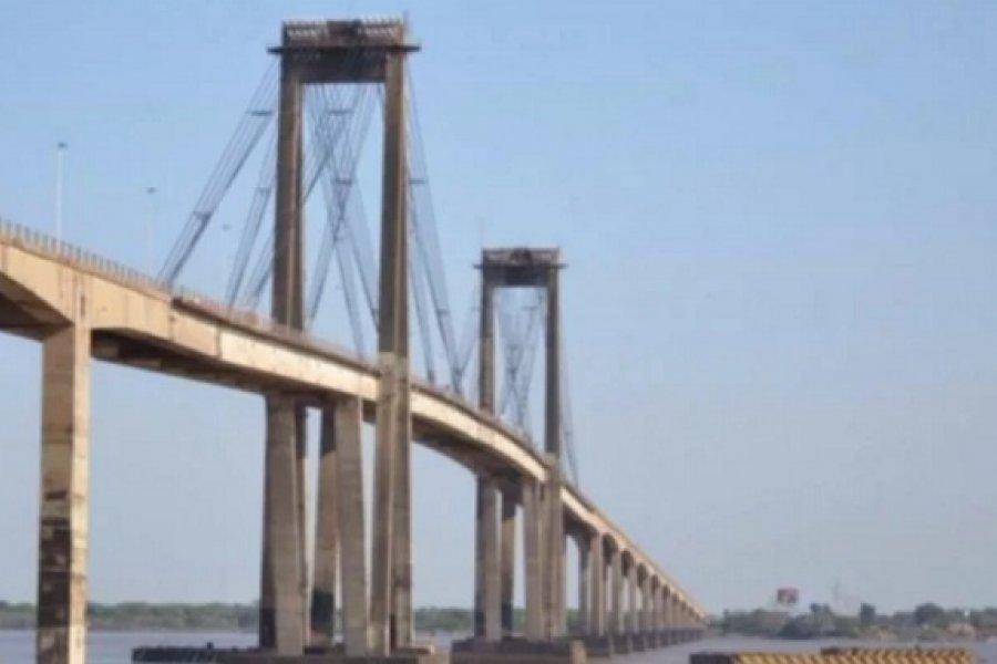 Habrá demoras en el puente Belgrano por obras
