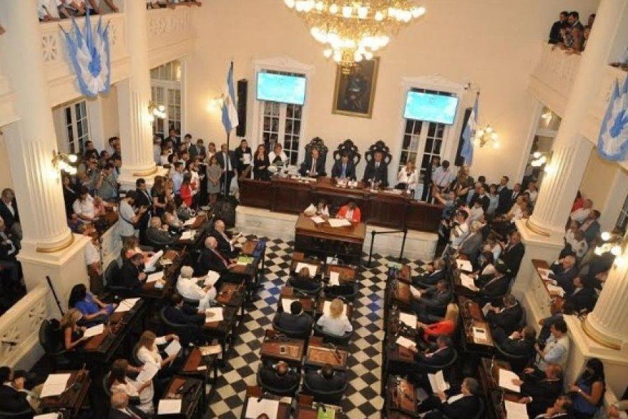 Corrientes: Presupuesto y pedido de deuda 2021 serán aprobados en el Senado