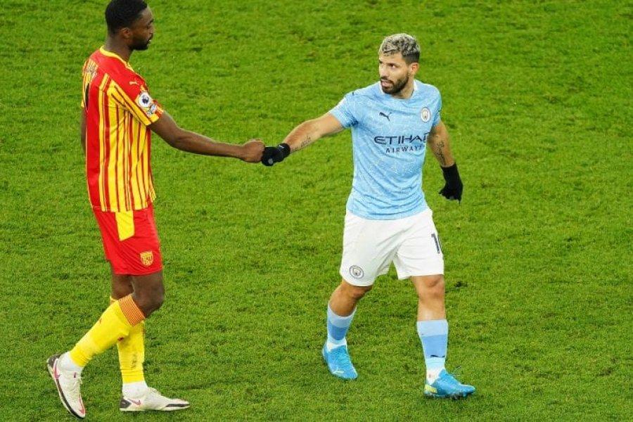 Manchester City no pudo con West Bromwich y quedó lejos de la punta