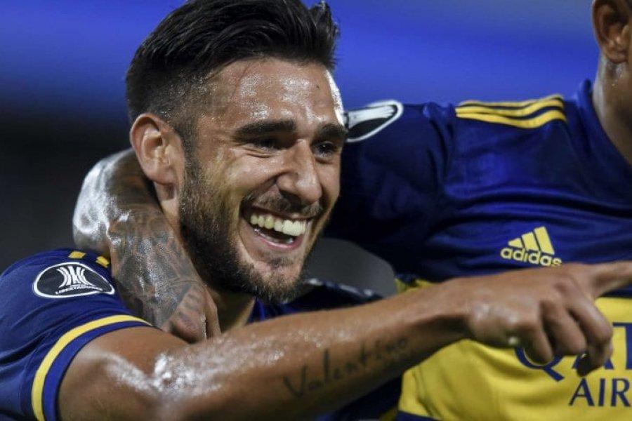 ¿Salvio va al banco en Boca para la final contra Banfield?