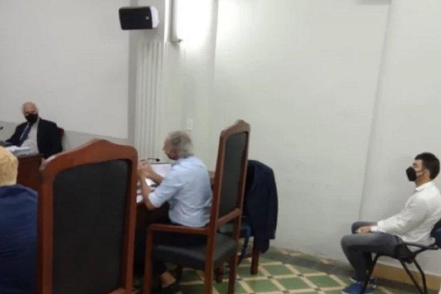 Un condenado y un absuelto en el juicio por el crimen en el Botánico