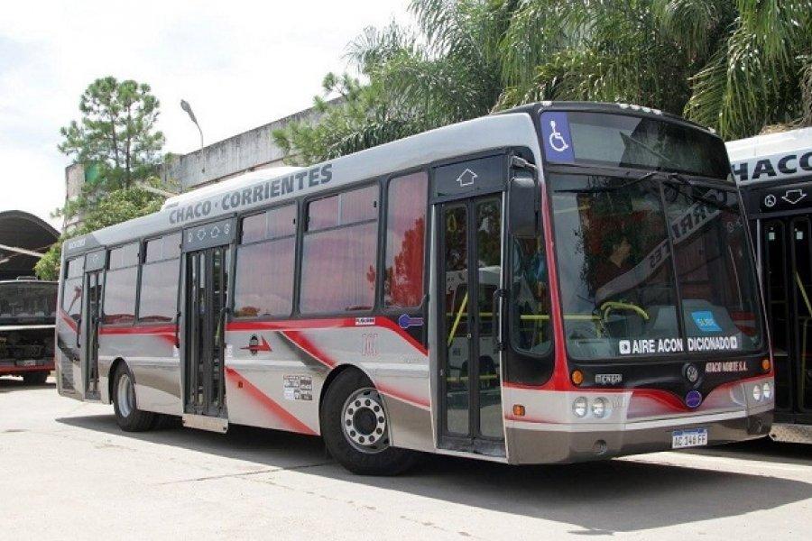 Nación dijo que habilitó transporte Corrientes-Chaco
