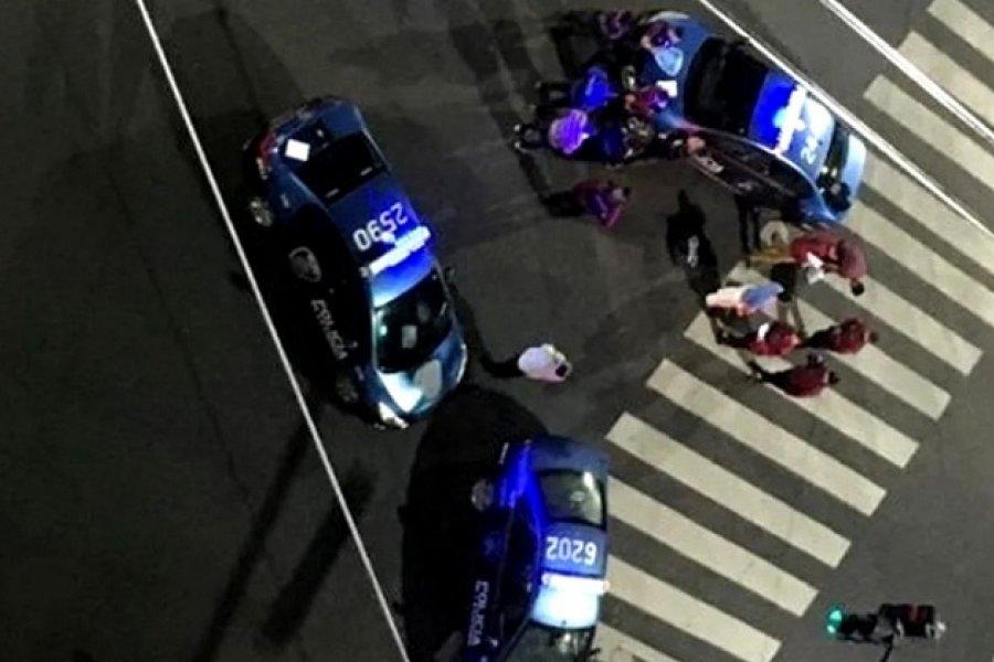 Efectúan 23 disparos desde un auto y matan a un comerciante chino