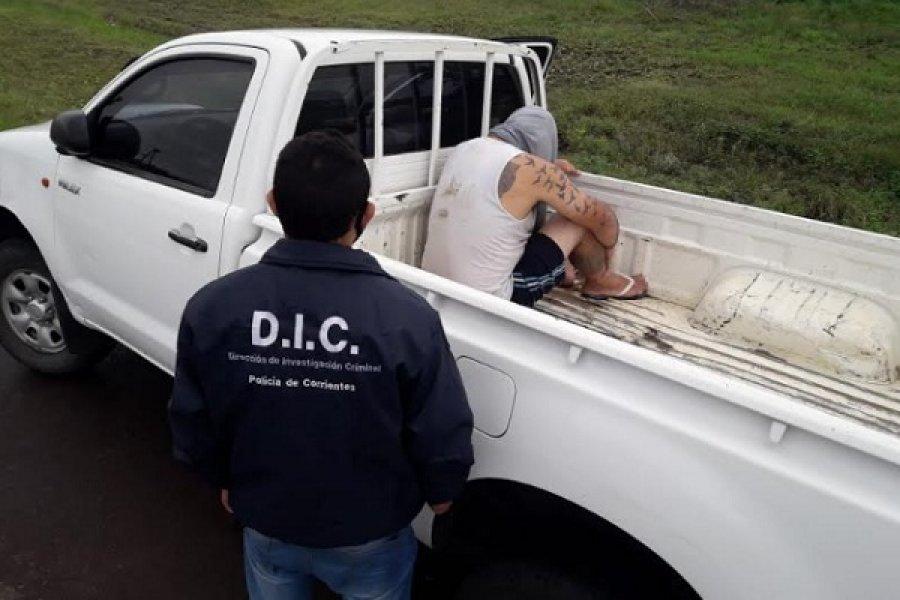 Allanamiento: Detuvieron al presunto asesino del repartidor