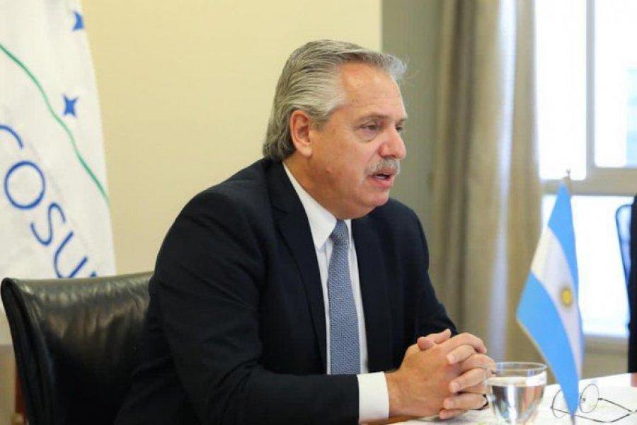 """Alberto Fernández asumió la presidencia del Mercosur y pidió un """"mejor"""" bloque regional"""