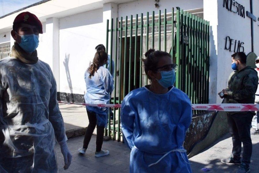 103 muertes y 12.332 nuevos casos de Coronavirus en Argentina