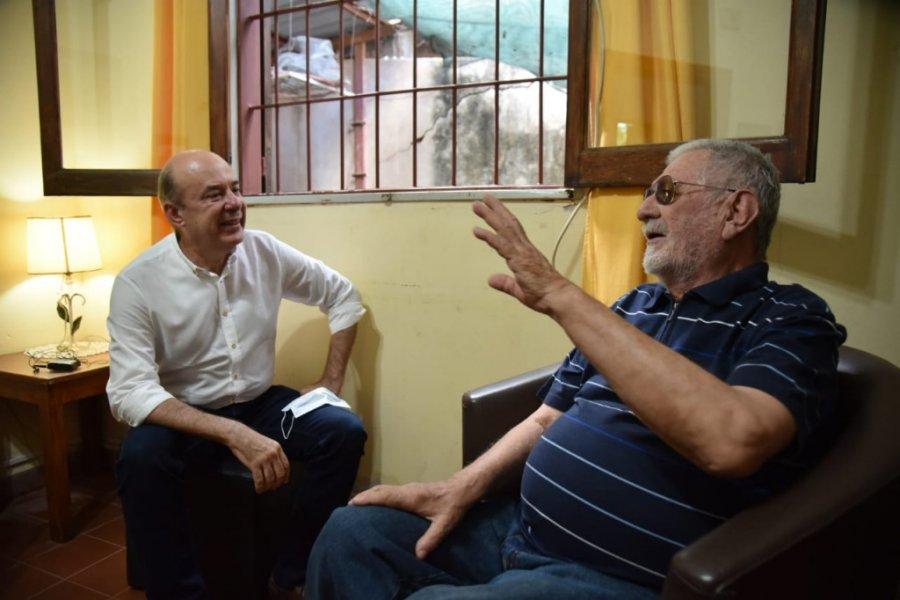 Cacho González Vedoya y Canteros celebraron el Chamamé como Patrimonio de la Humanidad