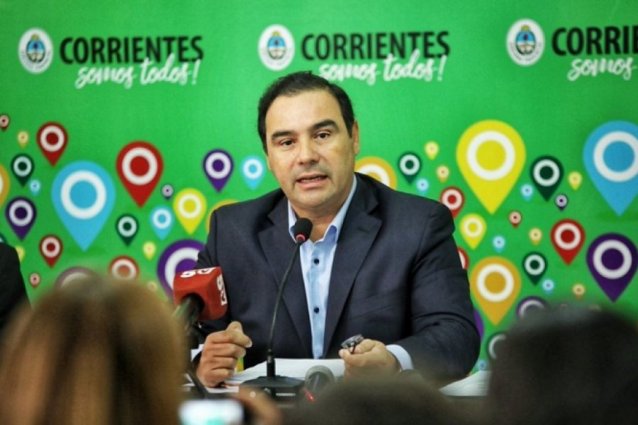 Valdés pide suspender las PASO: No sirven para nada