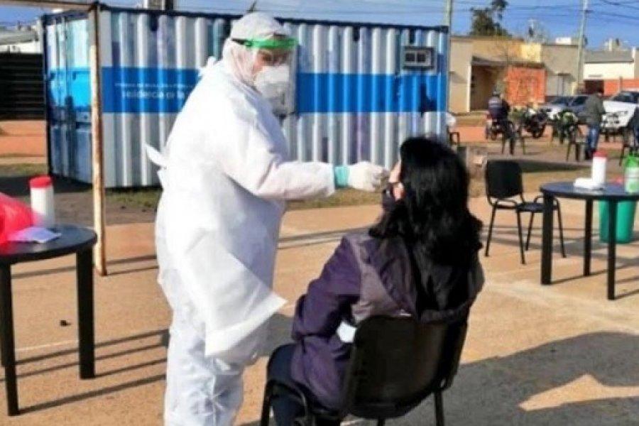 Corrientes superó los 15.000 casos de Coronavirus