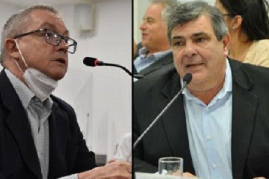 Chaco: Duro cruce entre diputados, uno terminó en guardia médica