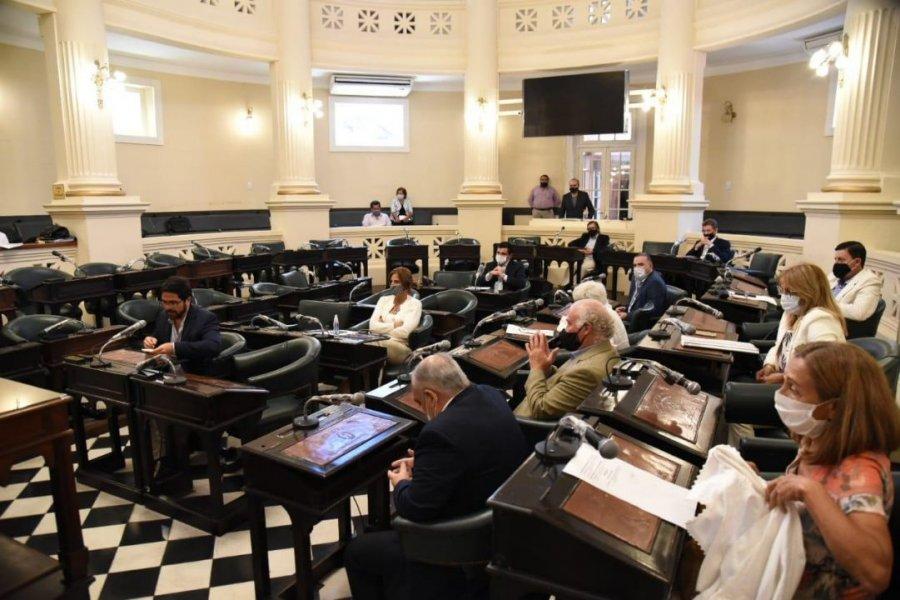 El Senado provincial pasó a comisión el Presupuesto 2021