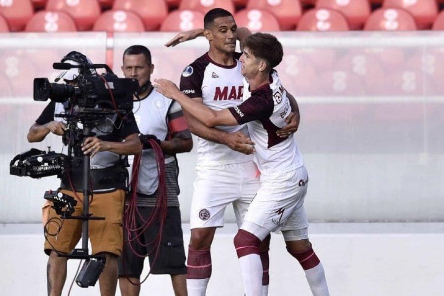 Lanús le ganó a Independiente y es semifinalista de la Copa Sudamericana