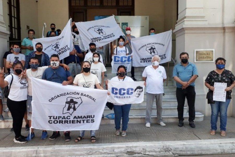 Sindicatos y organizaciones sociales piden normalización de IOSCOR y resguardo de trabajadores de grupos de riesgo