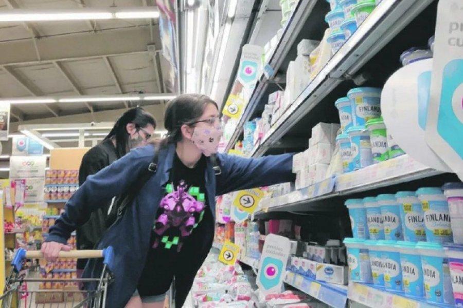 Se aceleró la inflación en los alimentos en la primera quincena de diciembre