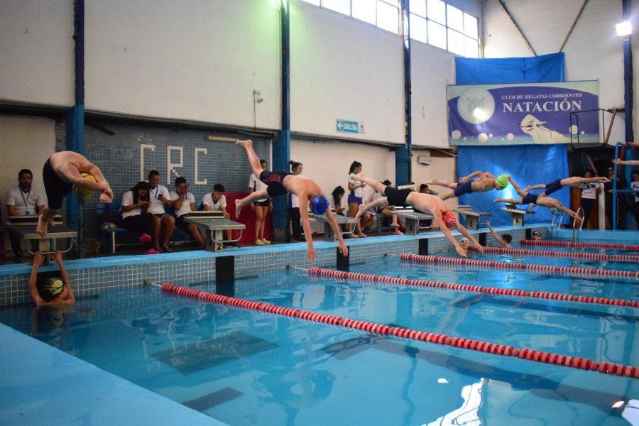17 nadadores remeros en busca de podios en el Generación T
