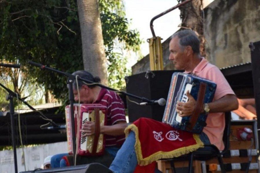 Chamamé de la humanidad: Se multiplican los festejos en Corrientes y el país
