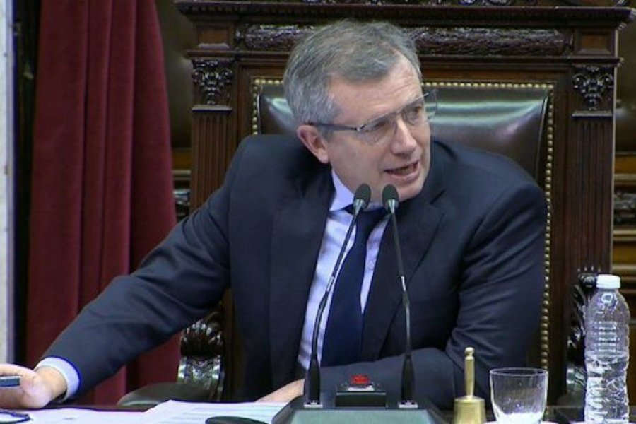 "Para Monzó, Macri ""no puede volver a ser candidato"""