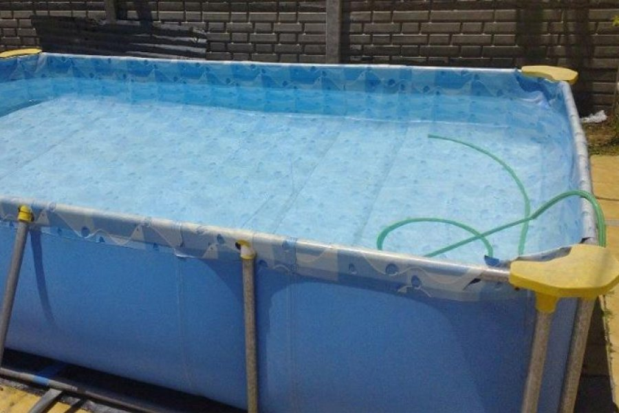 Una nena de un año se ahogó tras caer a una pileta de lona