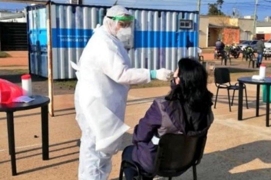 Agredieron a personal sanitario en Berón de Astrada