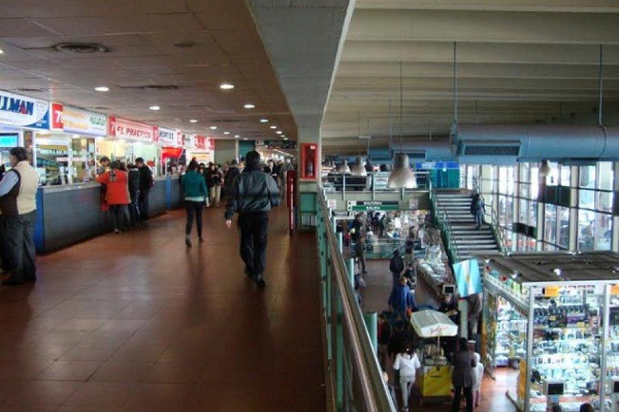 Alerta por venta de pasajes a Corrientes en micros de largas distancia