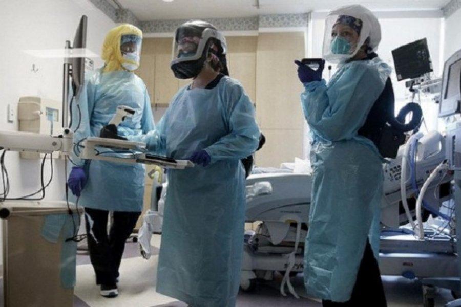 Coronavirus en el Chaco: Los fallecidos suben a 652 y los casos activos a 1.283
