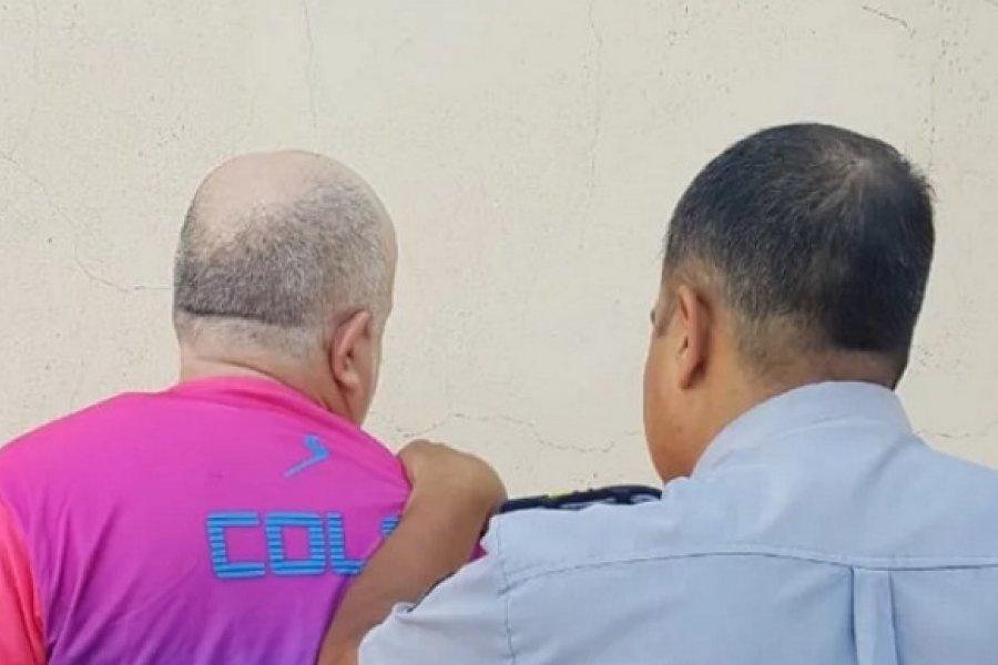 Capturaron a un hombre acusado de un delito sexual