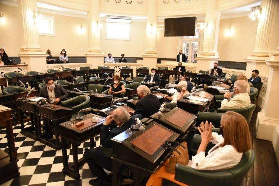 El Senado de la provincia convirtió en ley el presupuesto 2021