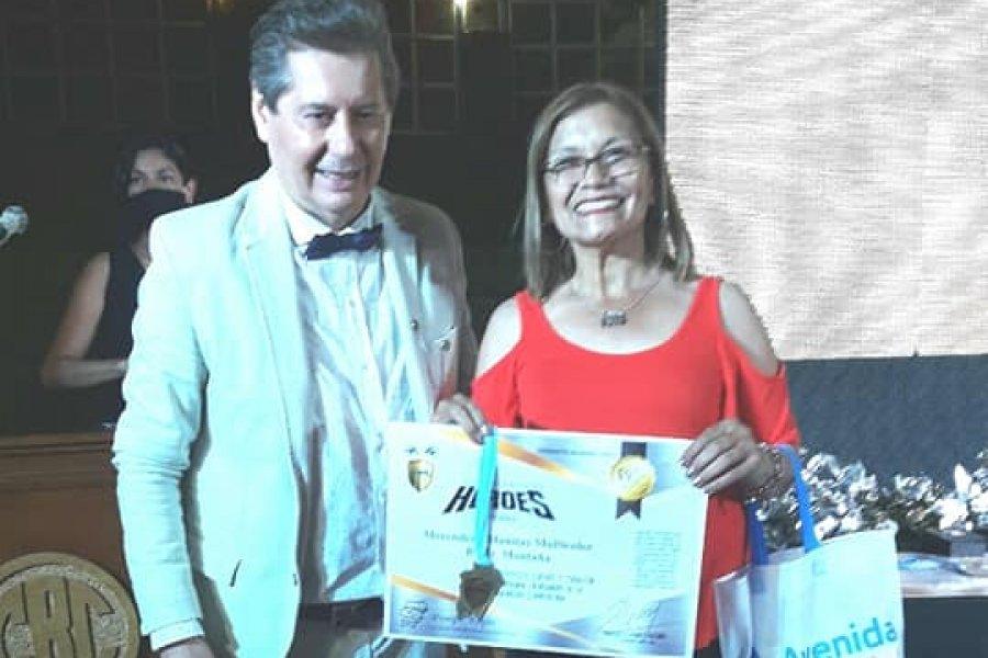 Entregaron los Premios Corrientes Héroes