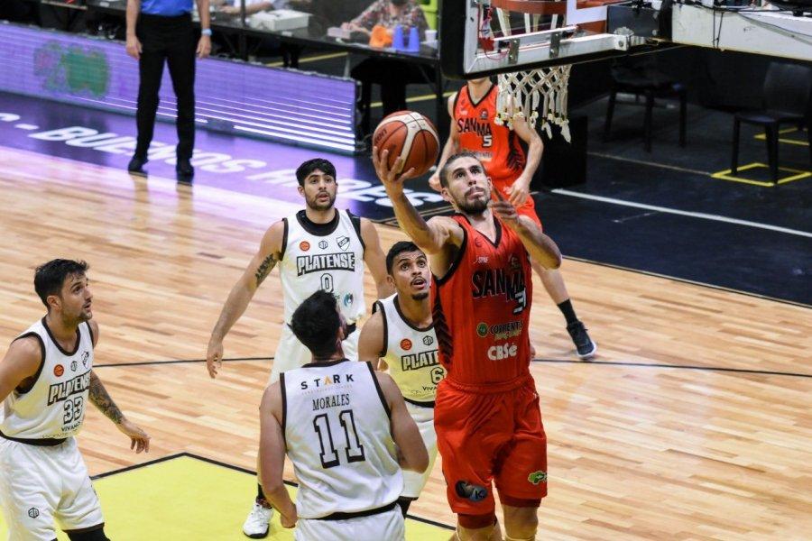 San Martín le ganó a Platense