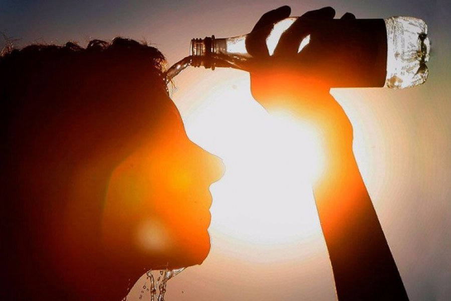 Advierten por una ola de calor que afectará el centro y norte del país